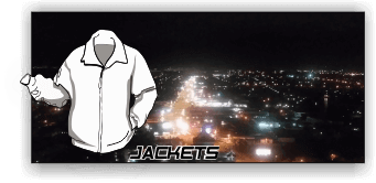 High quality stock service Jackets and Tracksuits or choose customised from Off-Shore